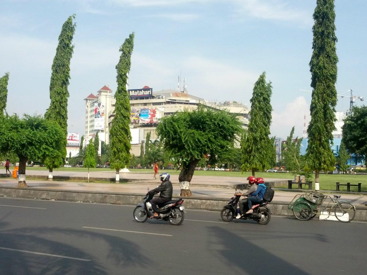 Semarang, Indonesia. Photo by Wikimedia Commons.