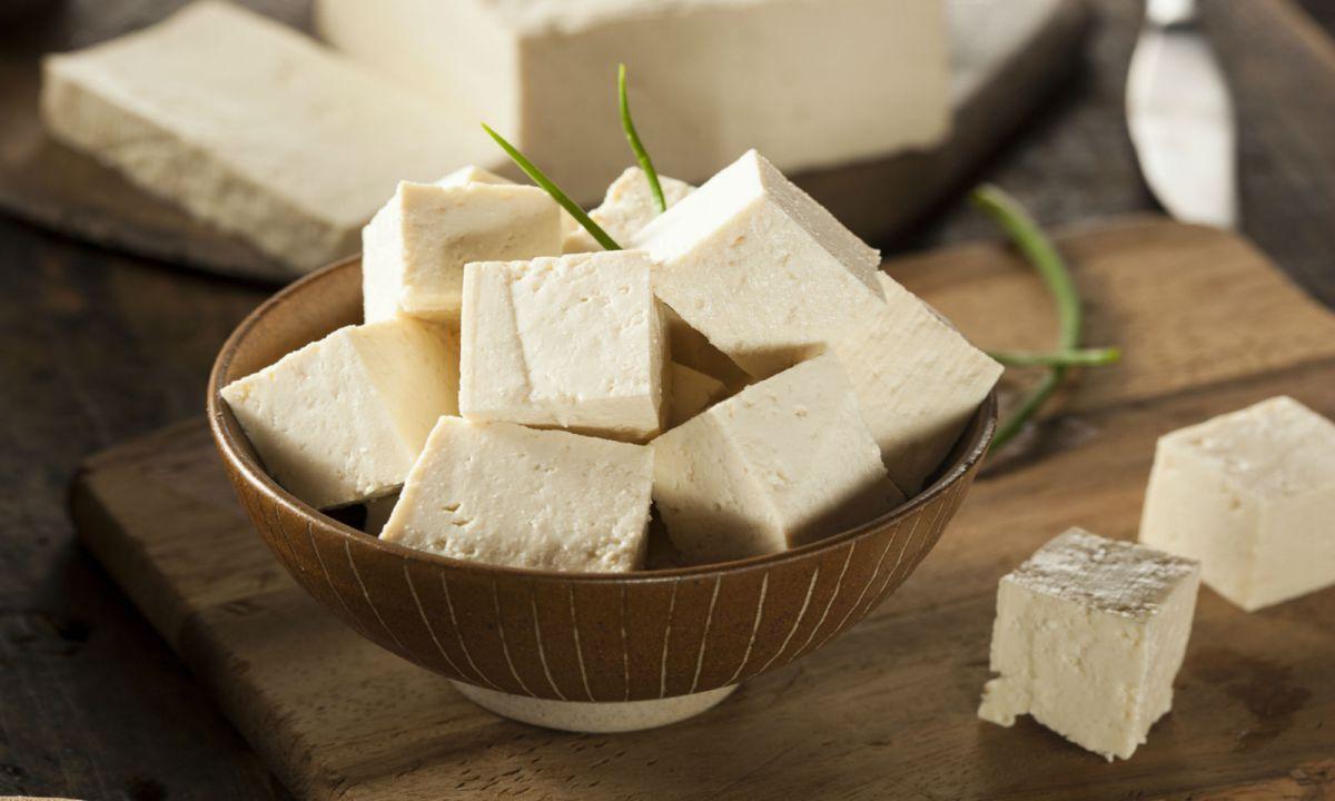 Tofu. Photo: iStock
