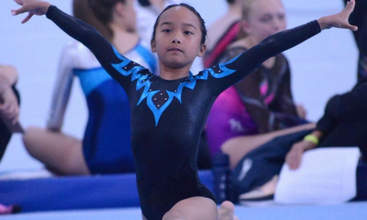 Marianne Haboc, 11, was killed in a car crash in England. Photo: The Philippine Embassy in London