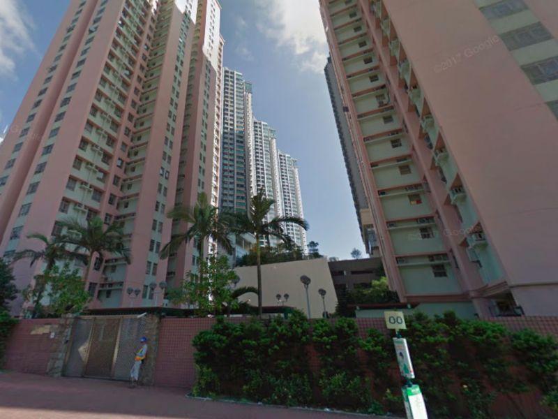 Wong Tai Sin, Kowloon Photo: Google Maps