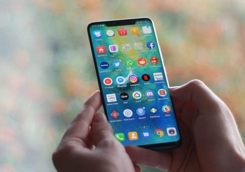 Huawei's Mate 20 pro incorporates the best of what the Chinese tech giant has to offer. Photo: Handout Photo: Twitter via 9to5google