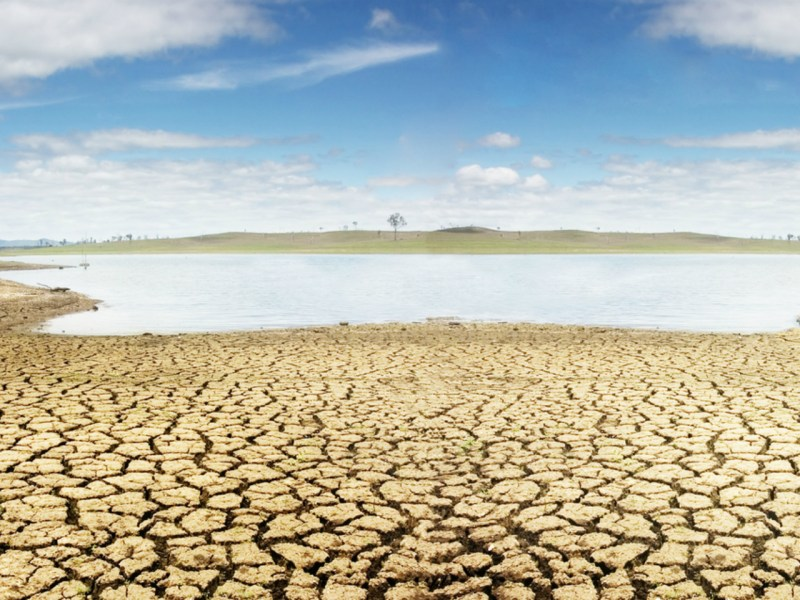 In August, 57.4% of Queensland remained in a state of drought. Photo by iStock.