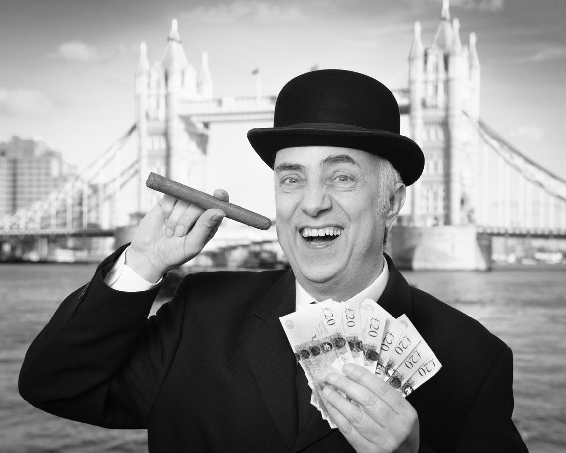 City of London banker. Photo: iStock