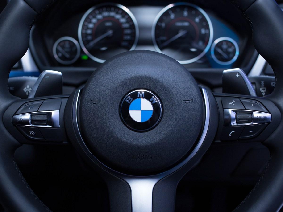BMW. Photo: iStock
