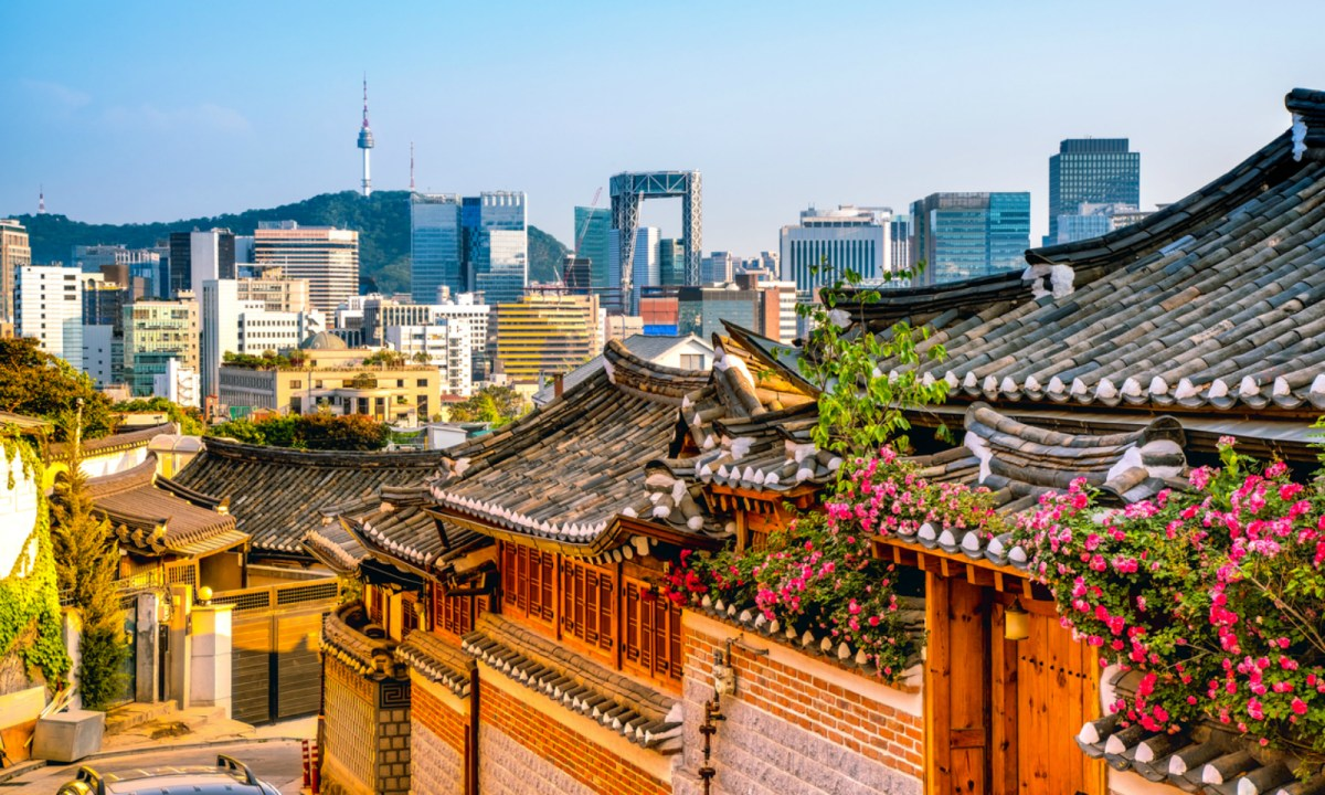 Seoul, South Korea. Photo by iStock.