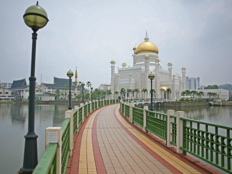 Bandar Seri Bengawan, Brunei. Photo by iStock.