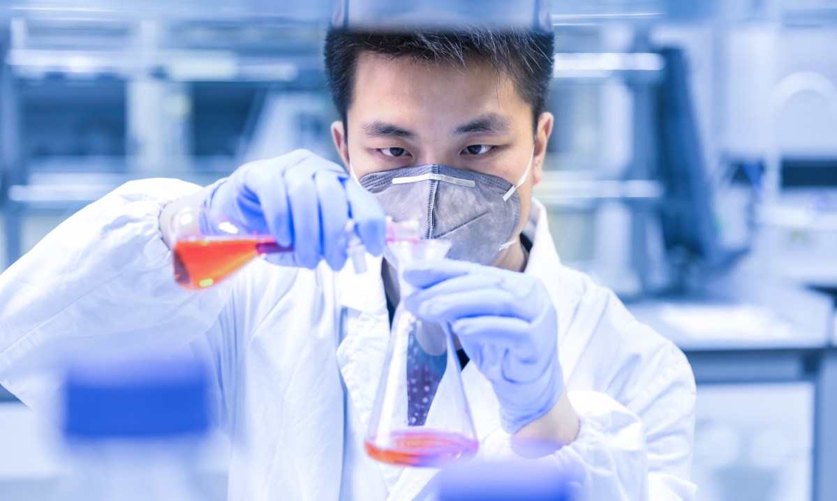 In 2017, the total investment in research and experimental development (R&D) in China exceeded 1.76 trillion yuan(US$250 billion). Photo: iStock