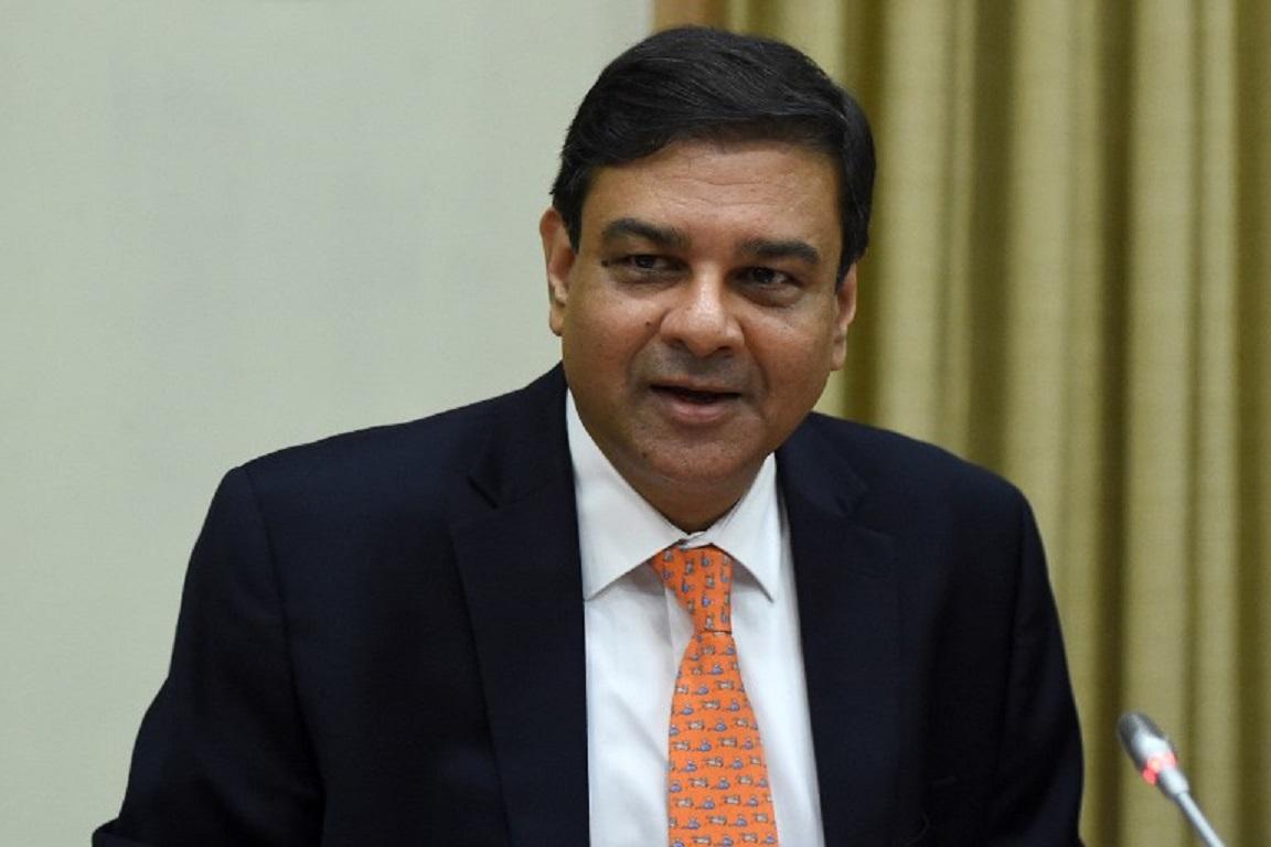 Reserve Bank of India governor Urjit Patel. Photo: AFP