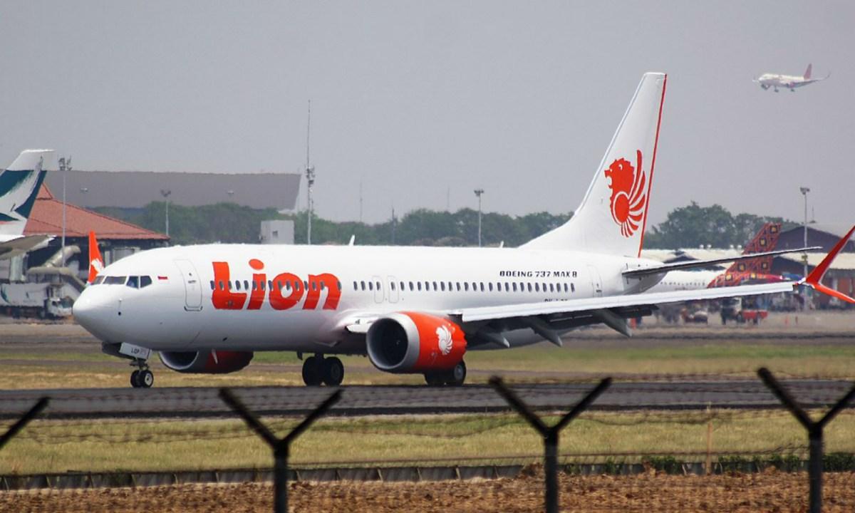 Lion Air flight JT-610. Photo: Wikipedia