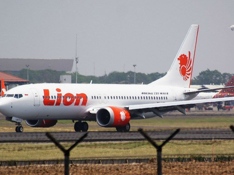 Lion Air flight JT-610. Photo: Wikipedia