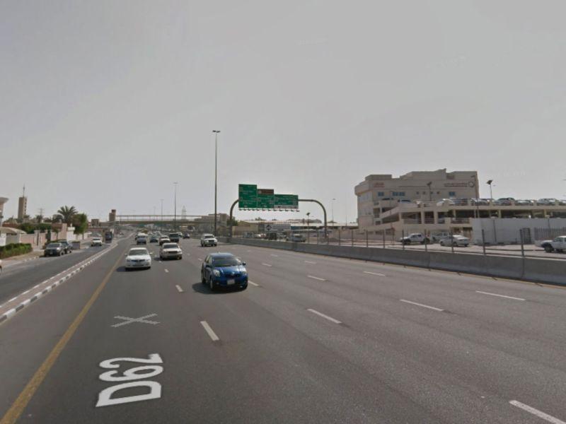 Al Rashidiya, Dubai. Photo: Google Maps