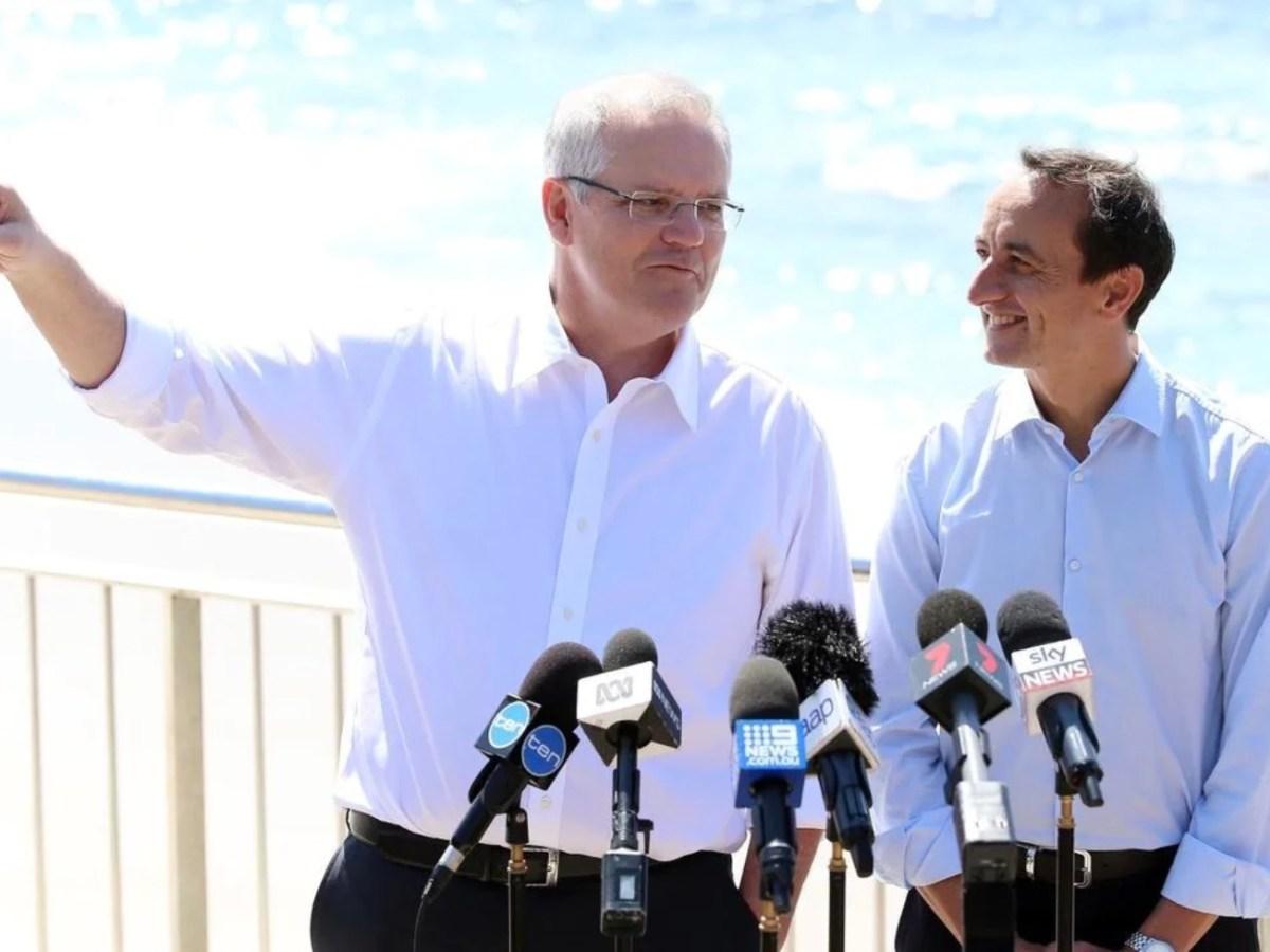 Australian Prime Minister Scott Morrison has proposed to move Australia's Israel Embassy from Tel Aviv to Israel. Photo: Youtube