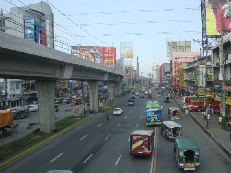 Caloocan City in the Philippines where the murder took place. Photo: Wikimedia Commons