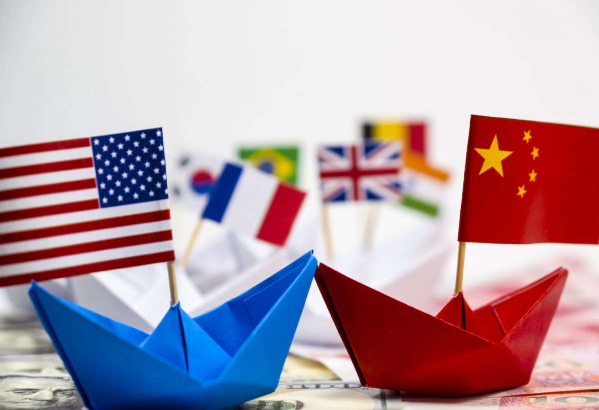 China has made it clear that it rejects Cold War mentality and power politics. Photo: iStock