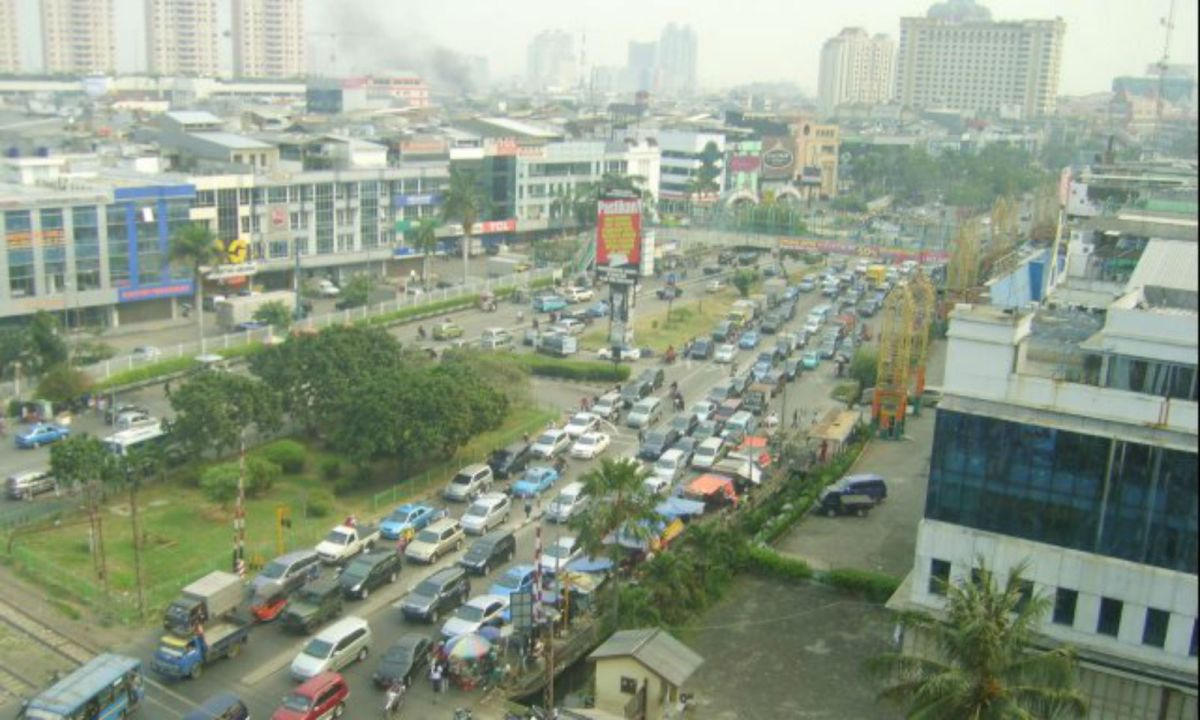 Jakarta, capital of Indonesia. Photo: Wikimedia Commons