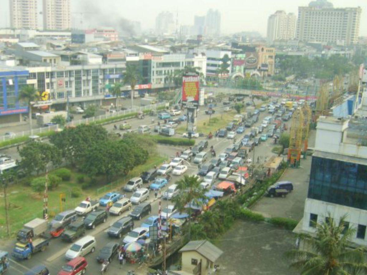 Jakarta, capital of Indonesia. Photo: Wikimedia Commons
