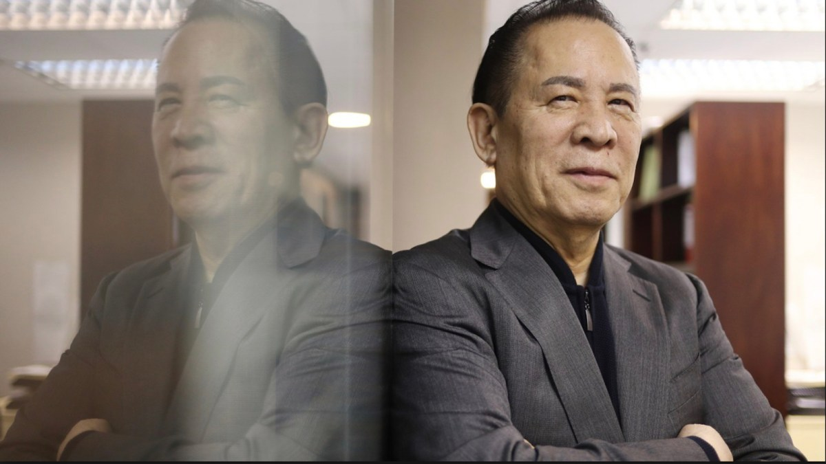 Japanese billionaire casino tycoon Kazuo Okada claims his business was wrongfully wrested from him. Photo: Facebook