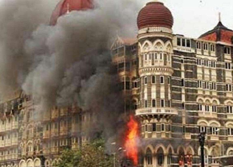 2008年11月26日,巴基斯坦恐怖分子襲擊了孟買的泰姬瑪哈酒店(Taj Hotel ),導致出現為期三天的戰鬥,造成超過160人死亡。相片:YouTube screen grab