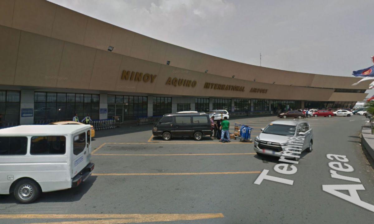 Ninoy Aquino International Airport Terminal 1 in Manila, Philippines. Photo: Google Maps