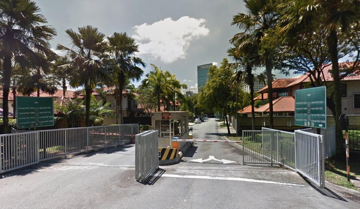 Mutiara Damansara in  Petaling Jaya, Selangor, Malaysia. Photo: Google Maps