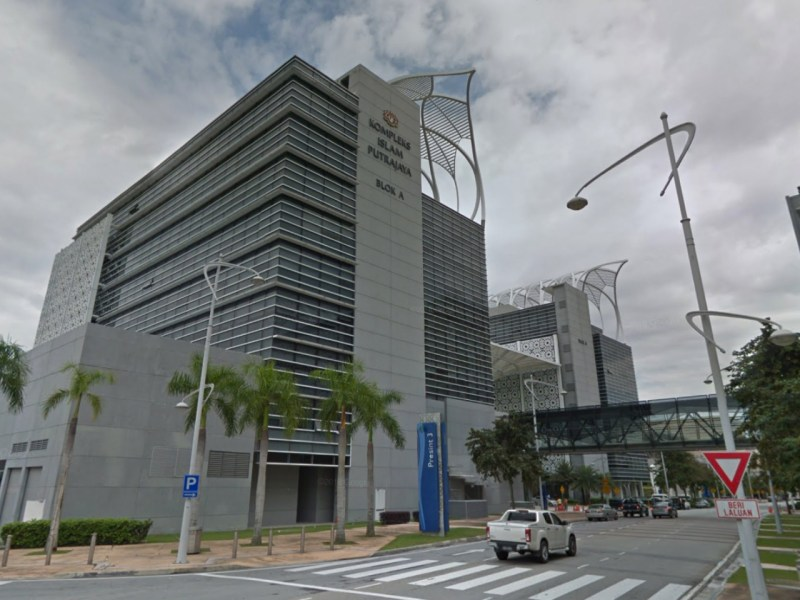 Headquarters of the Malaysian Islamic Development Department (JAKIM). Photo: Google Maps