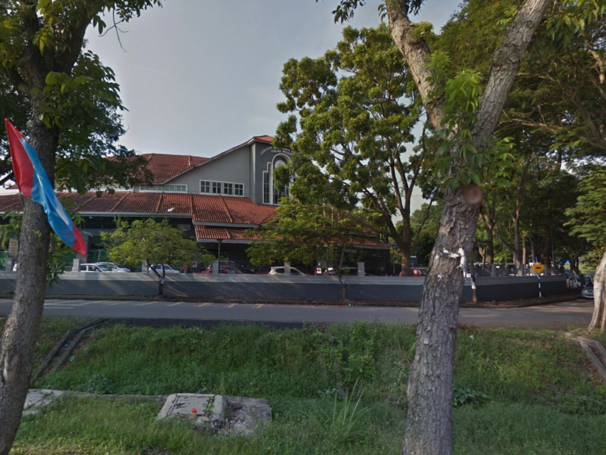 Penang Immigration Department, Malaysia. Photo: Google Maps