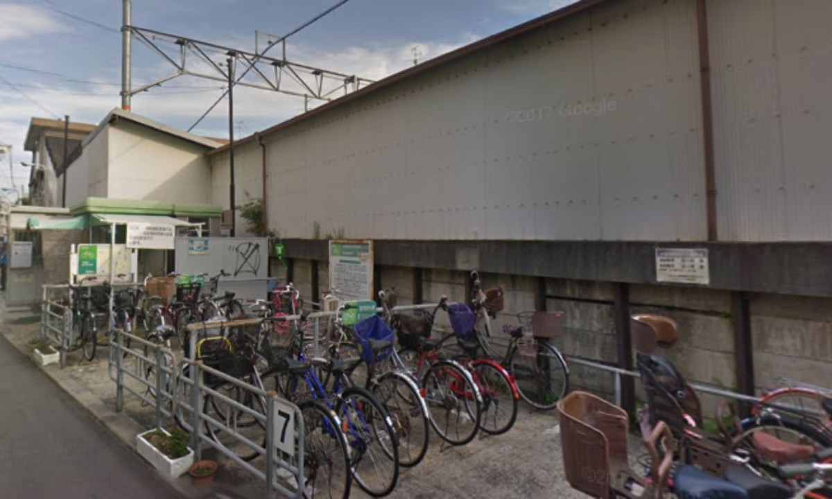 Kami Station, Osaka. Photo: Google Maps