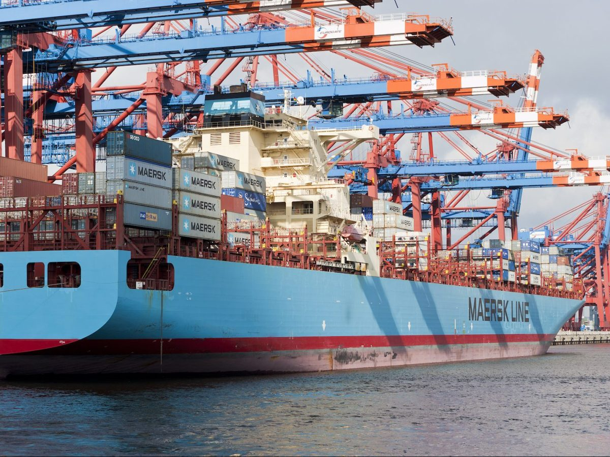 The trade war could seriously hit demand for container shipping. Photo: iStock