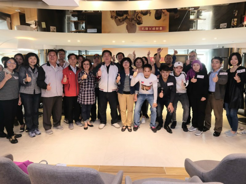 The special screening of the Local Outlanders was organised by the New Taipei City Government. Photo: www.ntpc.gov.tw