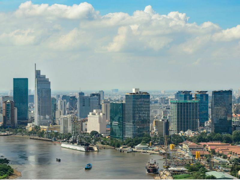 Ho Chi Minh City, Vietnam. Photo: Wikimedia Commons