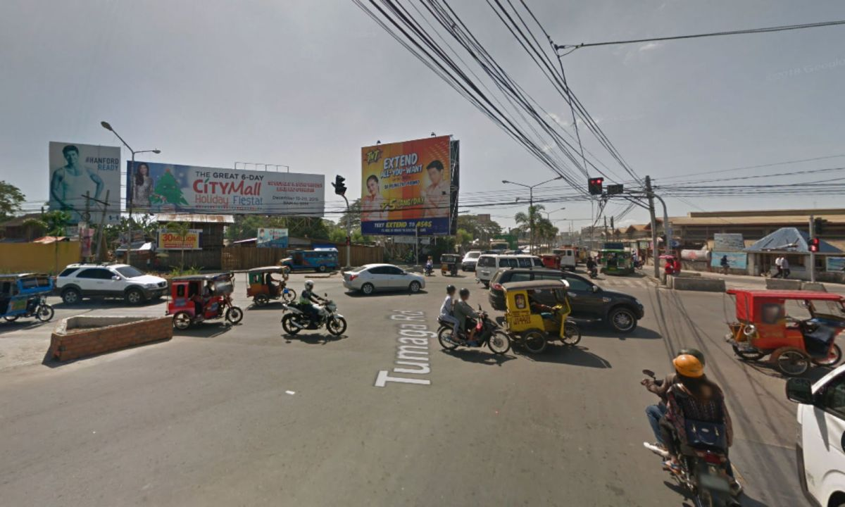 Zamboanga City, Philippines. Photo: Google Maps