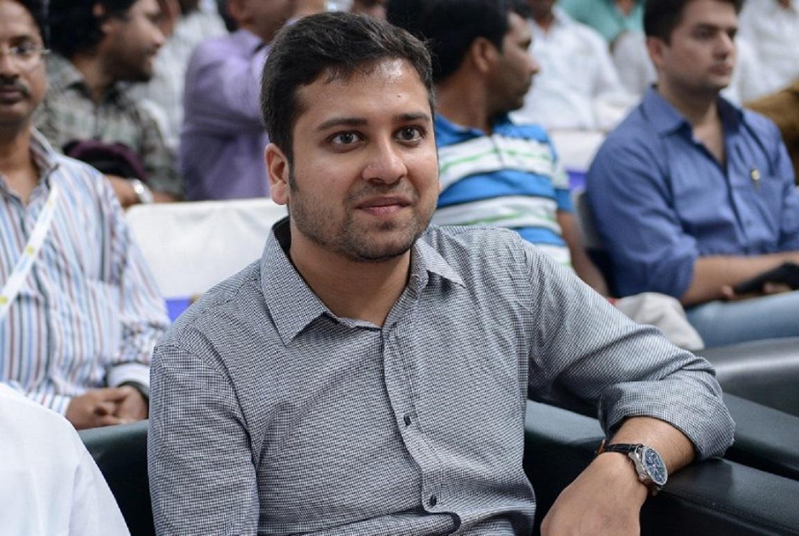 Binny Bansal, co-founder of Flipkart. Photo: AFP