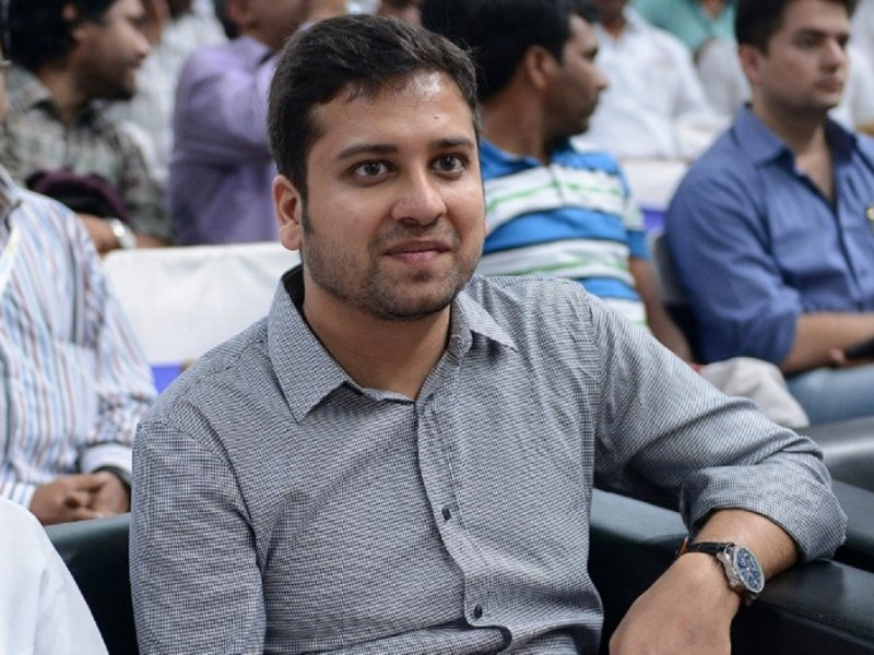 Binny Bansal, co-founder of Flipkart. Photo: AFP