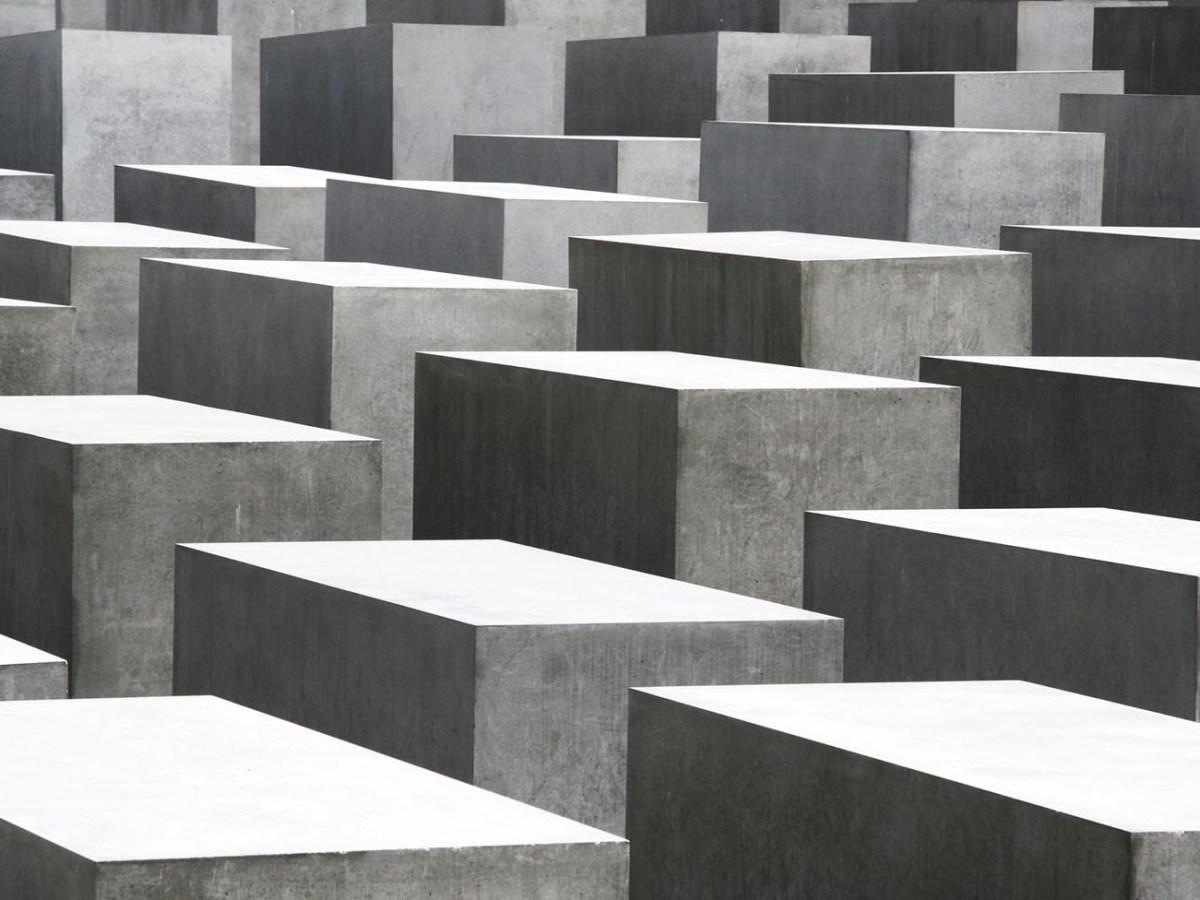 The Holocaust Memorial in Berlin. Photo: iStock