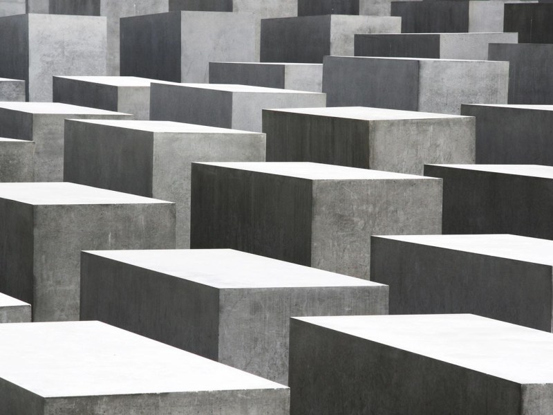 The Holocaust Memorial in Berlin. Photo: iStock