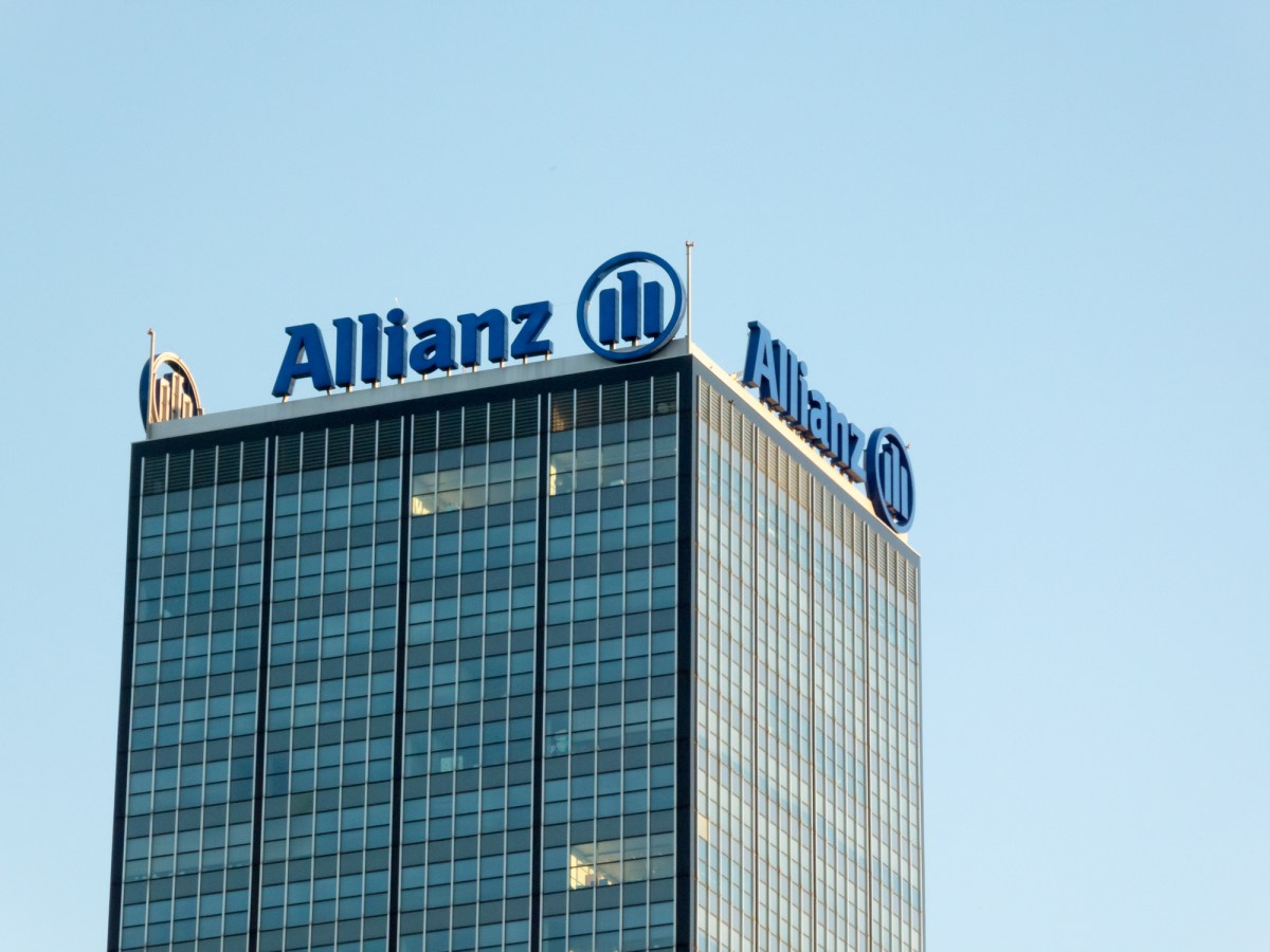 The financial and insurance group Allianz SE founded in 1890 in Berlin, is now headquartered in Munich and is the largest German insurance company. Photo: iStock
