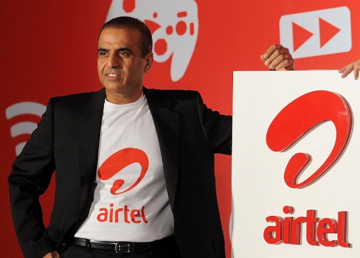 Bharti Airtel chairman and managing director Sunil Bharti Mittal. Photo: AFP