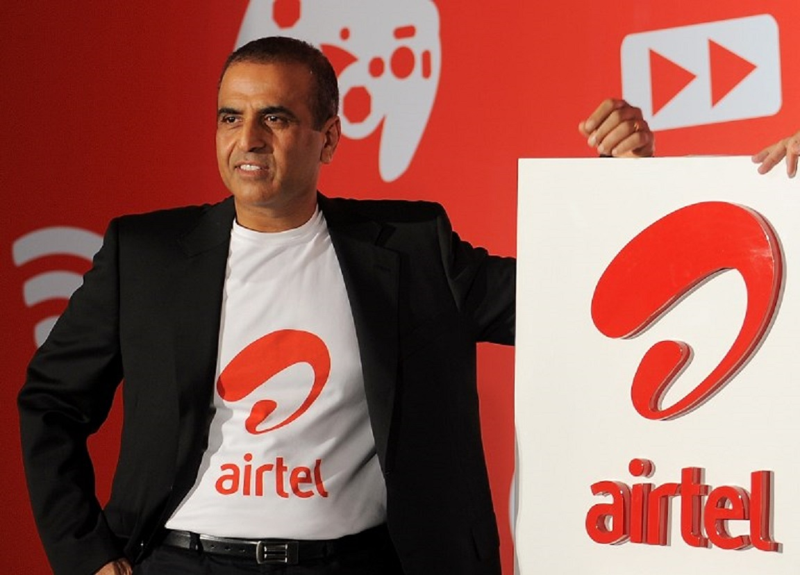 Bharti Airtel chairman and managing director Sunil Bharti Mittal. Photo: AFP