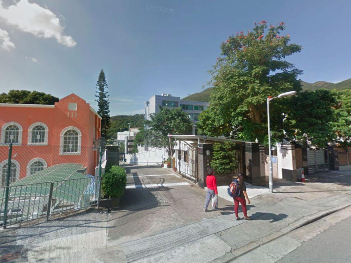 The upmarket Deep Water Bay district on Hong Kong Island.  Photo: Google Maps