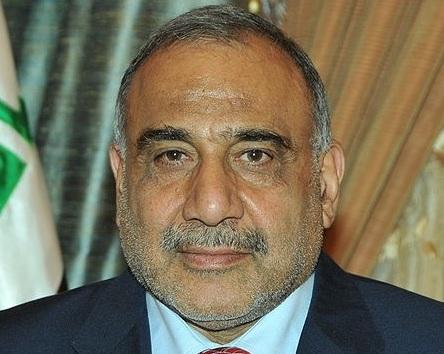 Iraqi Prime Minister Adil Abdul-Mahdi. Photo: Wikipedia