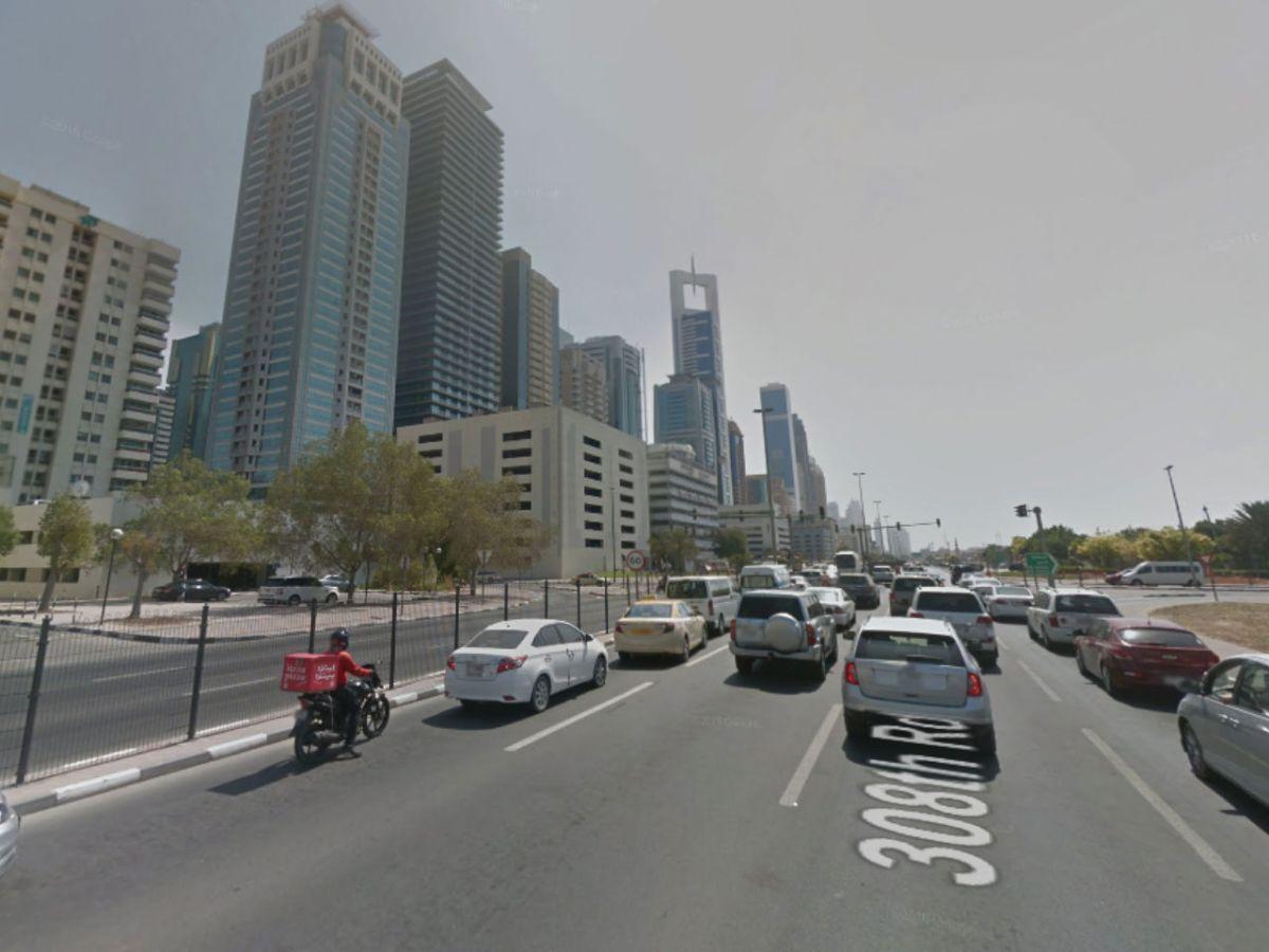 Al Satwa, Dubai. Photo: Google Maps