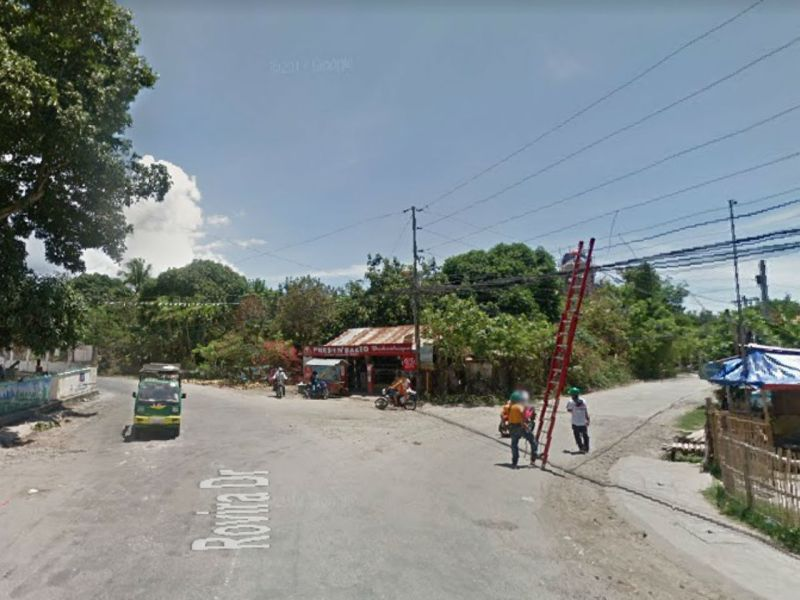 Camanjac, Negros Oriental in the Philippines. Photo: Google Maps