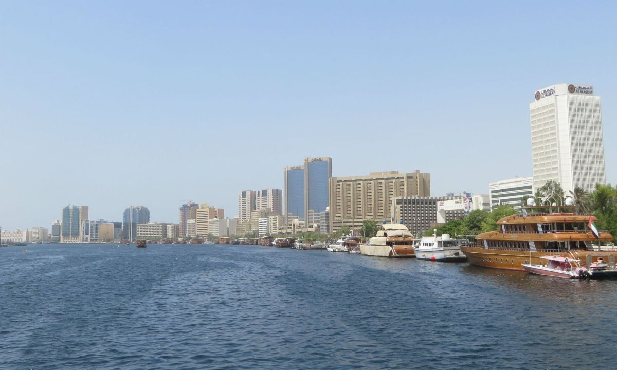 Deira, Dubai in the United Arab Emirates. Photo: Wikimedia Commons
