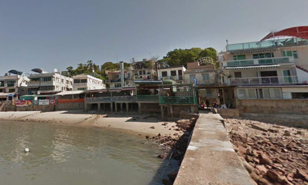 Police arrested five Asian people on Lamma Island during a recent operation. Photo: Google Maps