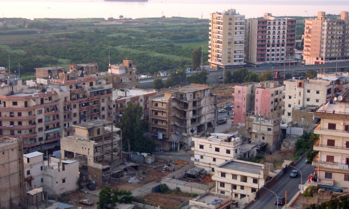 Tripoli, Libya. Photo: Wikimedia Commons