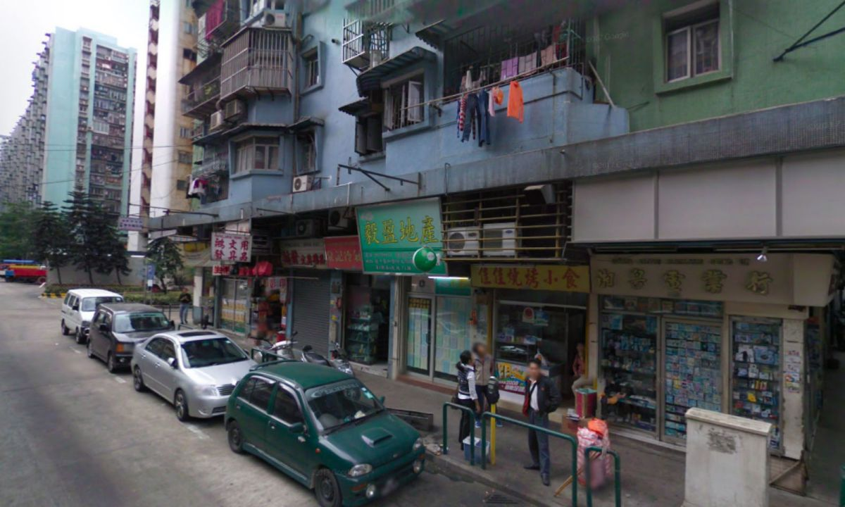 Macau where the couple lived and worked. Photo: Google Maps