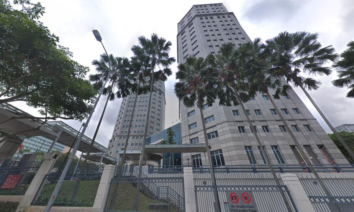 Singapore Police Headquarters. Photo: Google Maps