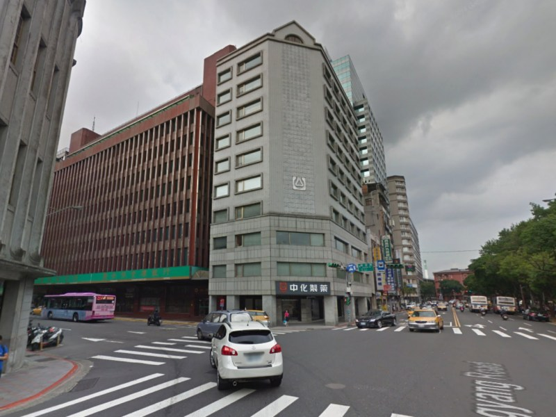 The Ministry of Labor, Taipei City, Taiwan. Photo: Google Maps