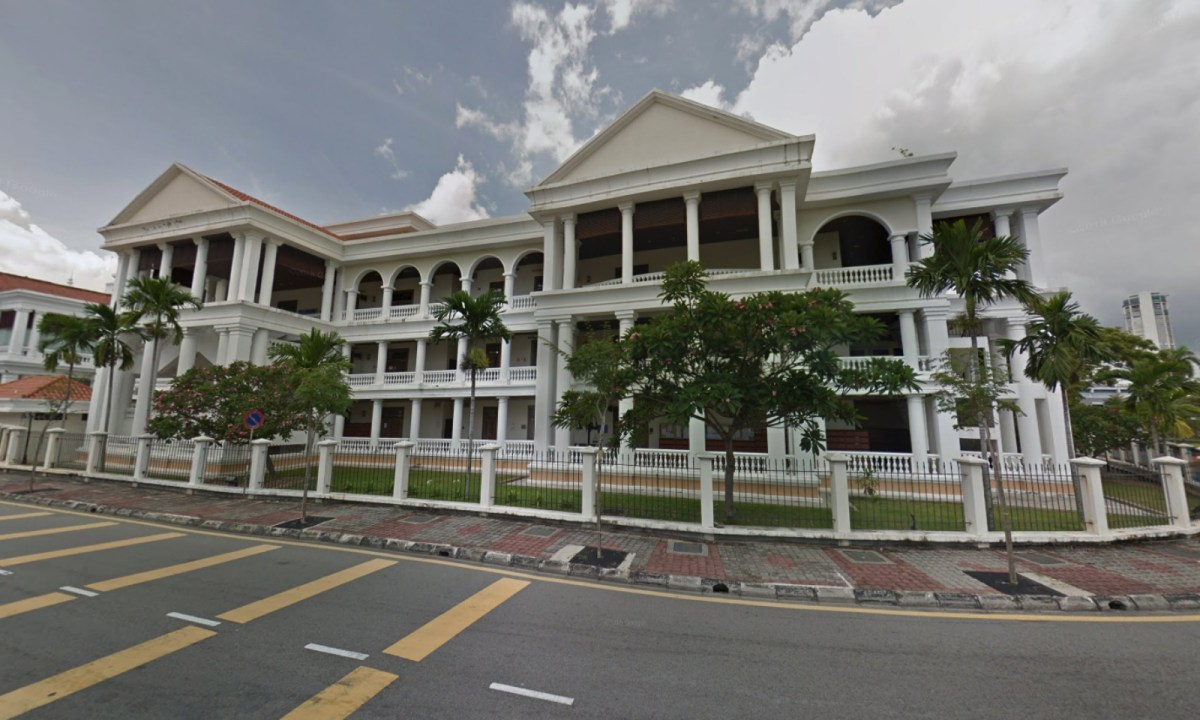 Penang Sessions Court, Malaysia. Photo: Google Maps