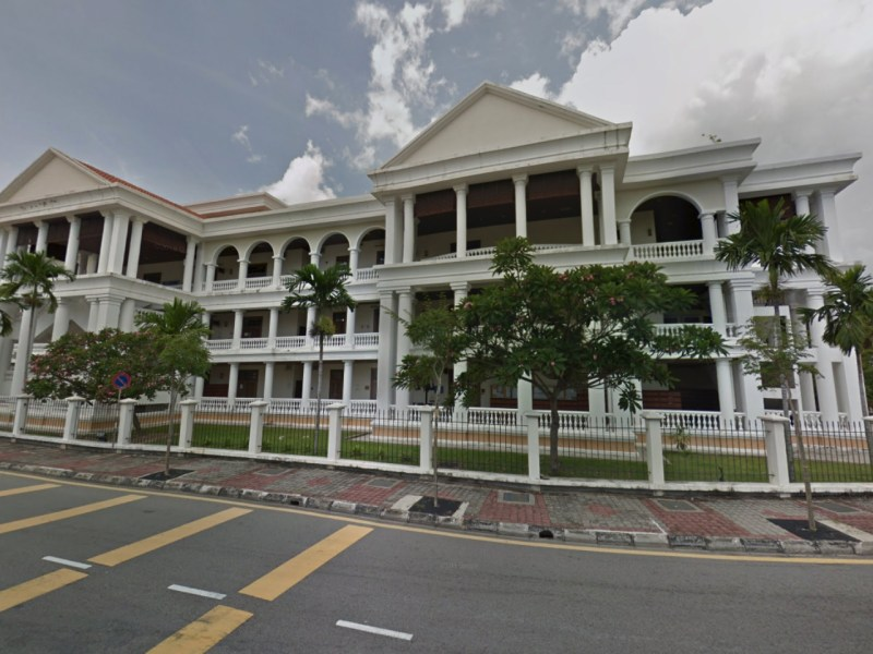 Penang Sessions Court, Malaysia. Photo: Google Maps